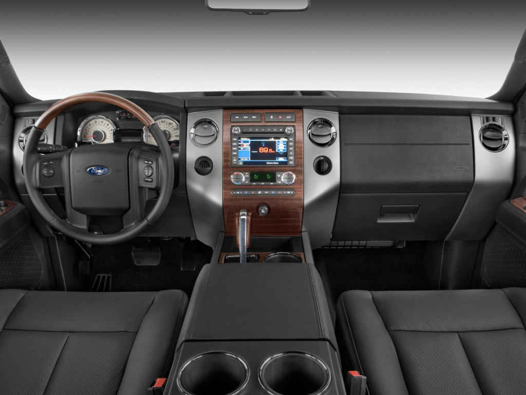 2012 Ford Expedition Interior