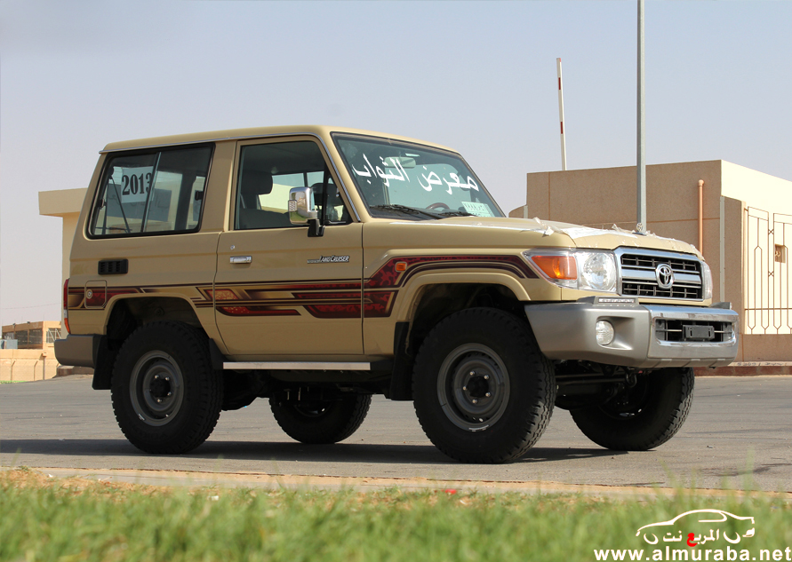 2013 quarter jeep landcruiser 2013