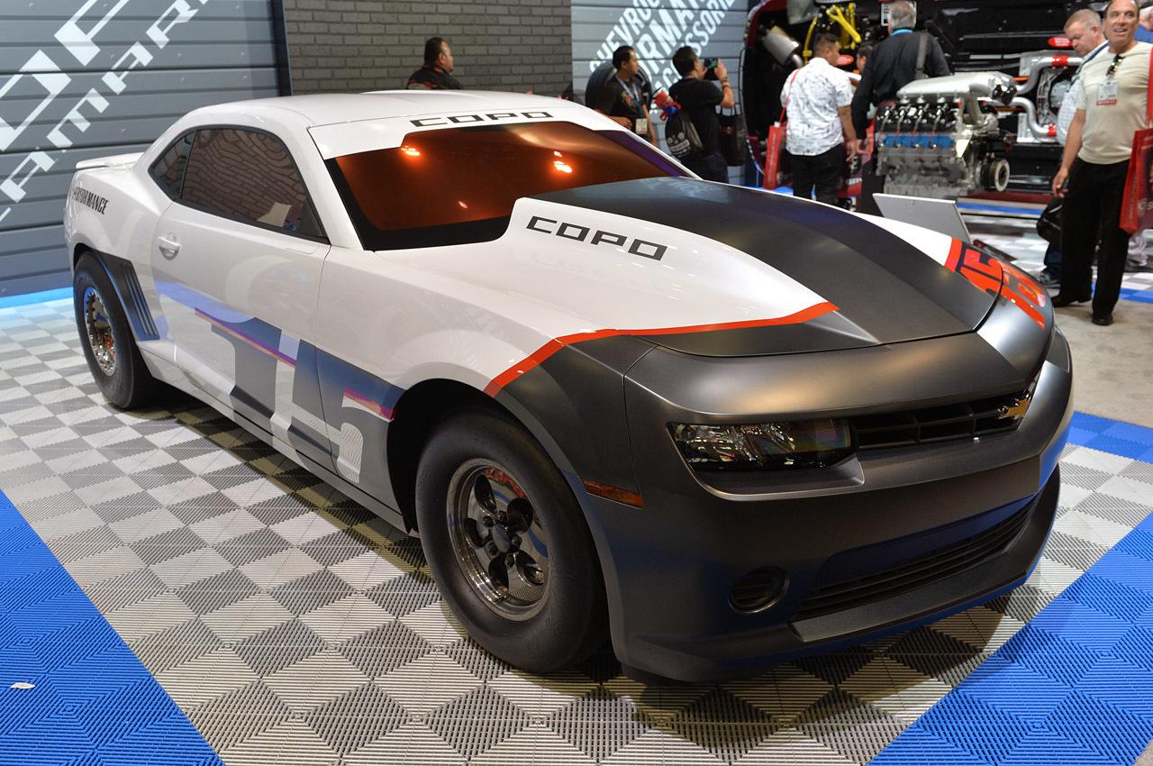 كامارو كوبو 2015 تكشف نفسها بمعرض سيما للسيارات الدولي Chevrolet Camaro COPO | المربع نت