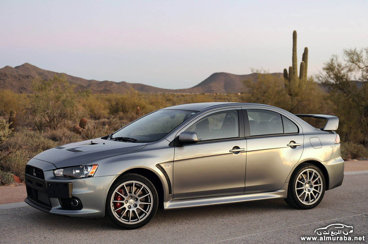 2015 Mitsubishi Lancer Evo Pictures to pin on Pinterest