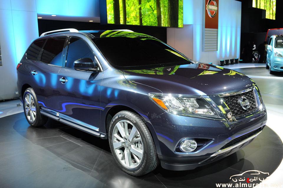 نيسان باثفندر 2013 صور واسعار ومعلومات Nissan Pathfinder 2013
