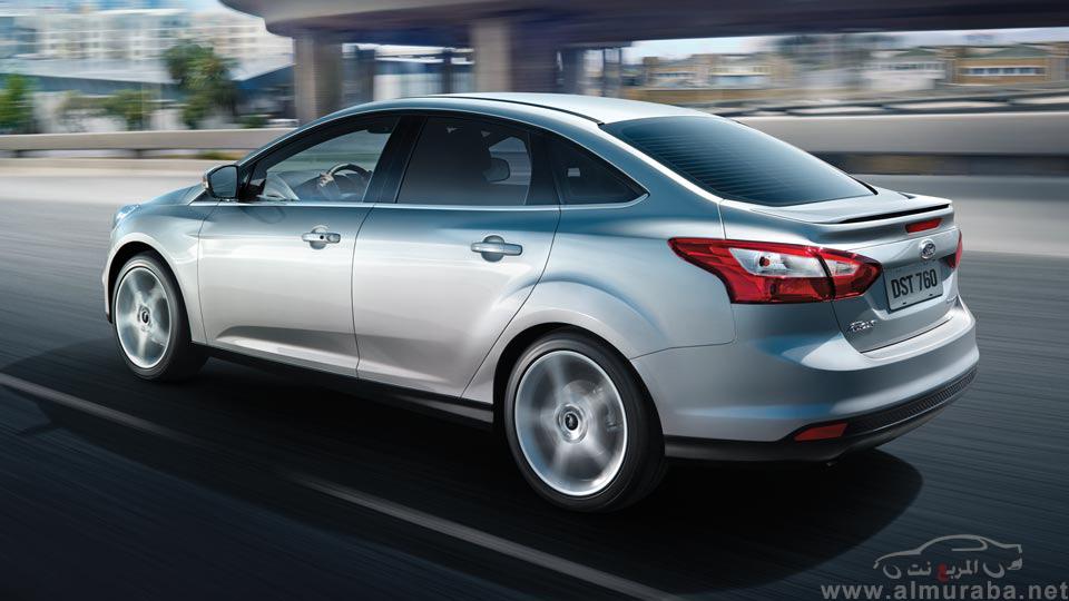 فورد فوكس 2012 صور واسعار ومواصفات Ford Focus 2012