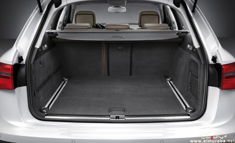 اودي 2013 صور واسعار ومواصفات Audi A6 2013