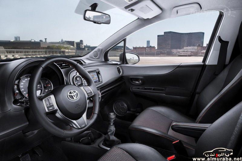 تويوتا يارس 2013 صور واسعار ومواصفات Toyota Yaris 2013