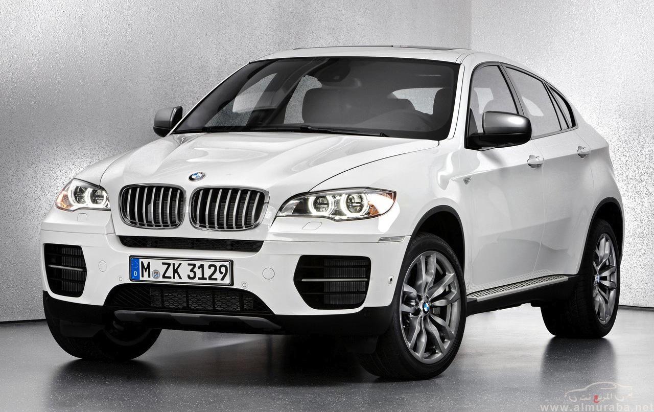 بي ام دبليو 2013 x6 جيب صور واسعار ومواصفات BMW X6 2013