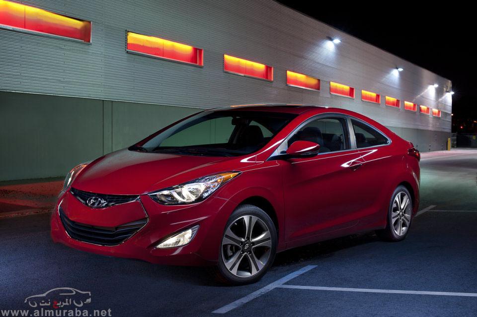 هيونداي النترا 2013 كوبيه صور واسعار ومواصفات 2013 Hyundai Elantra
