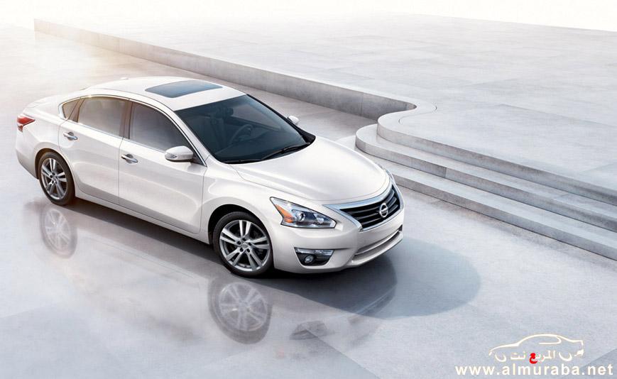 التيما 2013 صور حصرية لأول مرة تنشر مع الاسعار وبعض المعلومات Nissan Altima 2013