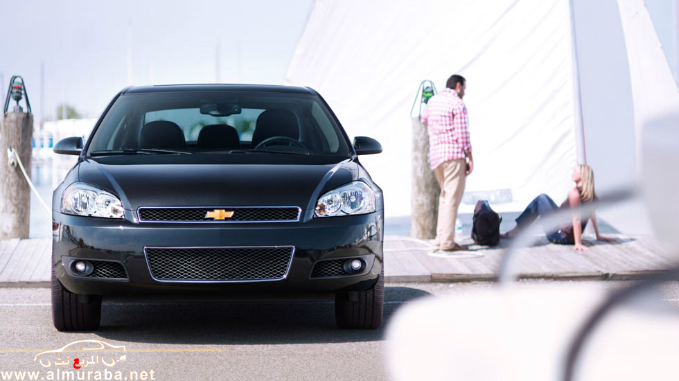 كابرس 2013 كما اعلنت شفرولية صور ومعلومات كابريس Chevrolet Caprice 2013
