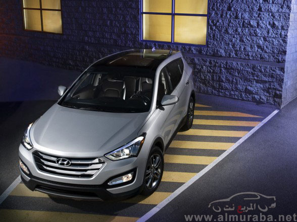 هيونداي سنتافي 2013 صور واسعار ومواصفات Hyundai Santa Fe 2013