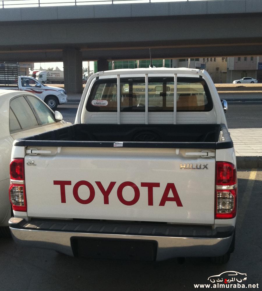 هايلكس 2013 تويوتا صور واسعار ومواصفات عبداللطيف جميل Toyota Hilux 2013