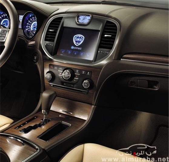 كرايسلر 2013 300 الجديدة صور واسعار ومواصفات الامريكي عن الصيني Chrysler 300 2013