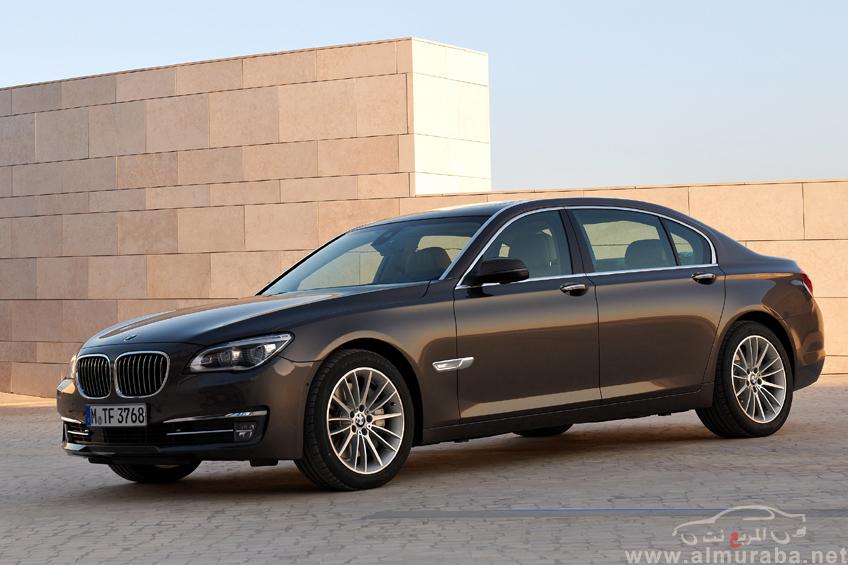 بي ام دبليو الفئة السابعة 2013 صور واسعار ومواصفات حصرية BMW Series 7 2013