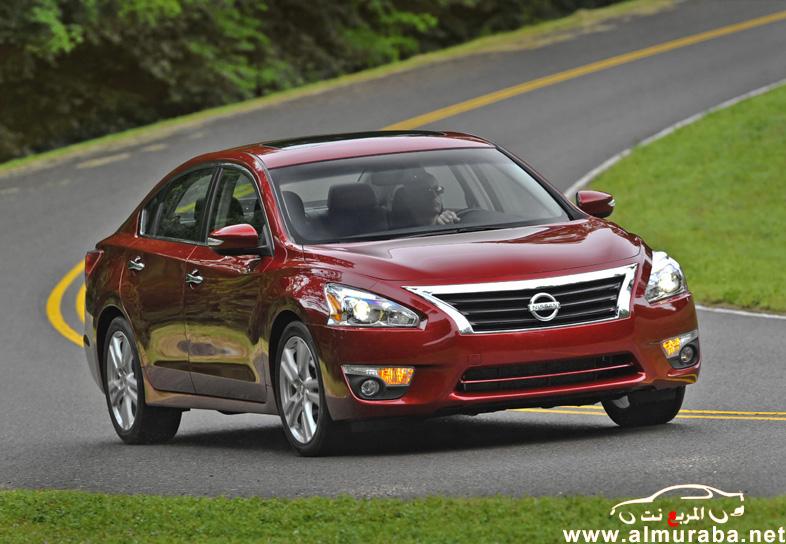 اسعار نيسان التيما 2013 الجديدة فل كامل و نصف فل من وكالة الحمراني Price Nissan Altima