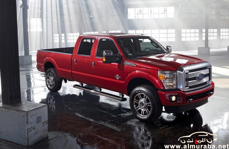 جمس فورد حوض 2013 بيك اب الجديد صور واسعار ومواصفات Ford F-Series 2013