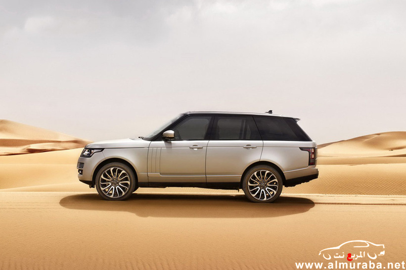 رسمياً صور رنج روفر 2013 بالشكل الجديد في اكثر من 60 صورة بجودة عالية Range Rover 2013