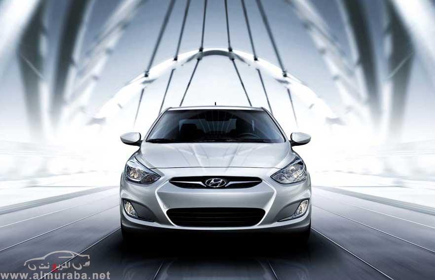 اسعار اكسنت 2013 الجديدة فل كامل ونصف فل في وكالة هيونداي مع المواصفات Hyundai Accent