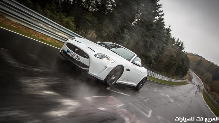 """جولة في مركز اختبار سيارات """"جاكوار"""" في المانيا واختبار جاكوار اف تايب بالصور Jaguar F-Type"""