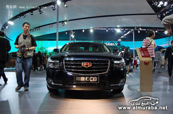 """سيارات جيلي 2014 الصينية صور واسعار ومواصفات لجميع الفئات """"تقرير مفصل"""" Geely 2014 EC8 EC7"""