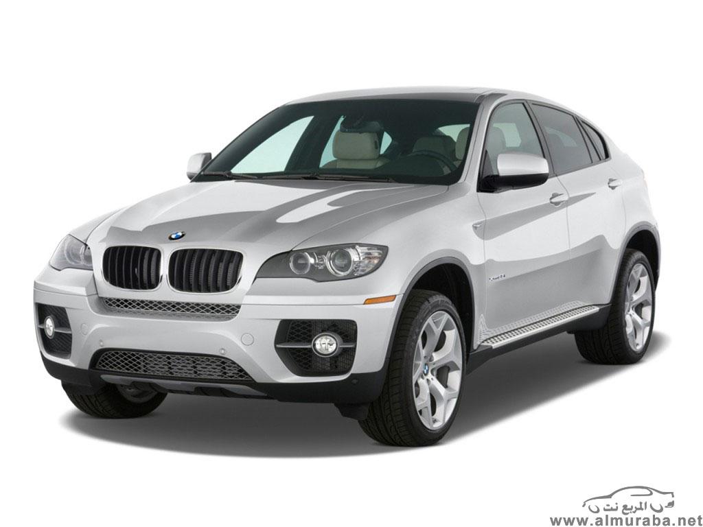 بي ام دبليو X6 اكس سكس 2012 معلومات واسعار وصور BMW x6 2012