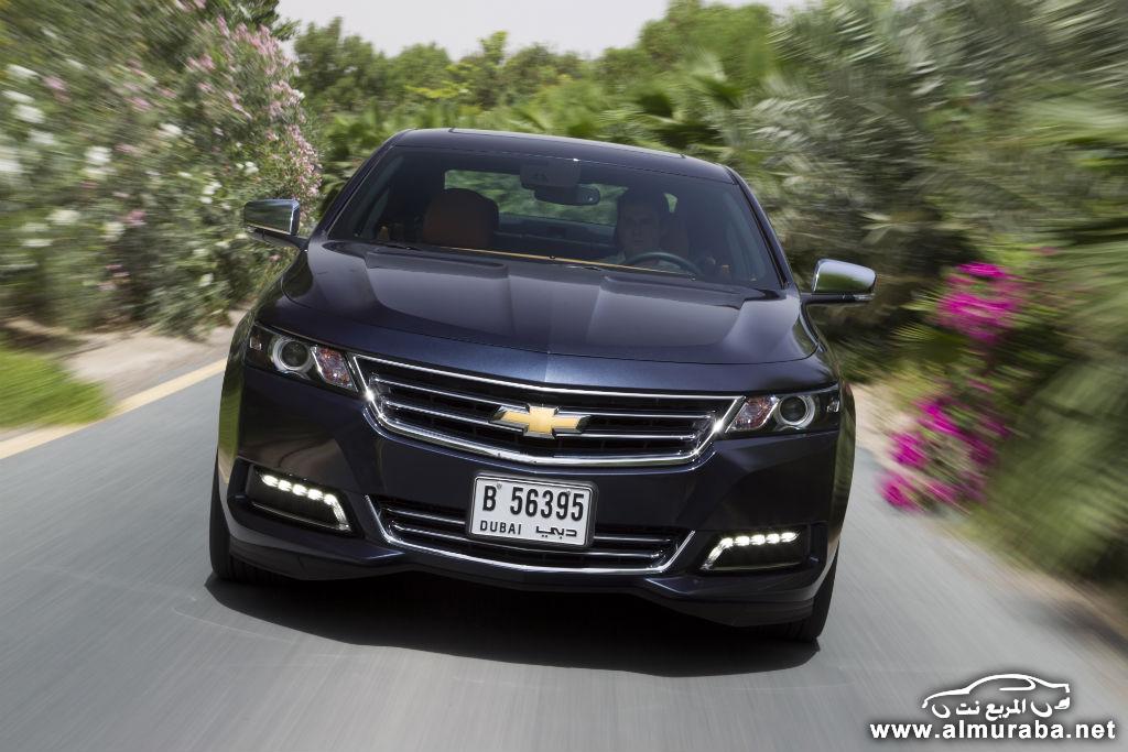 """""""تقرير"""" شفروليه امبالا 2014 الجديدة صور واسعار ومواصفات Chevrolet Impala"""
