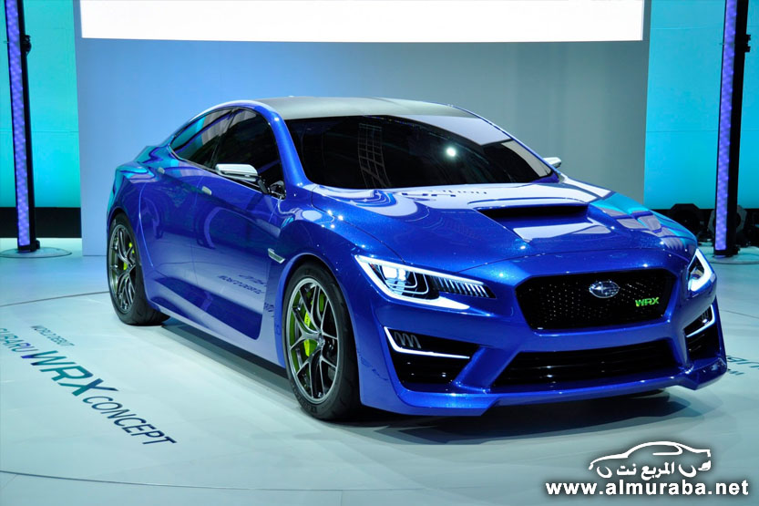 ������ Viziv ������ WRX ������ �� ���� ��������� �������� Subaru Viziv WRX