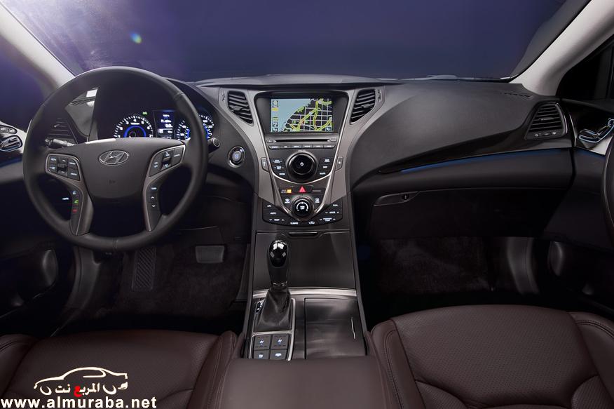 هيونداي ازيرا 2015 بالتطويرات الجديدة صور واسعار ومواصفات Hyundai Azera المربع نت