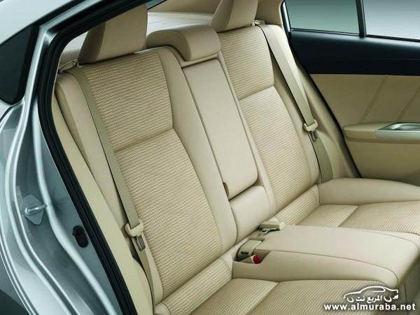 2014 Toyota Yaris Sedan Interior 5 600x450 اسعار ومواصفات السياره تويوتا يارس سيدان 2014 Toyota Yaris Sedan فى مصر والسعودية والإمارات والكويت