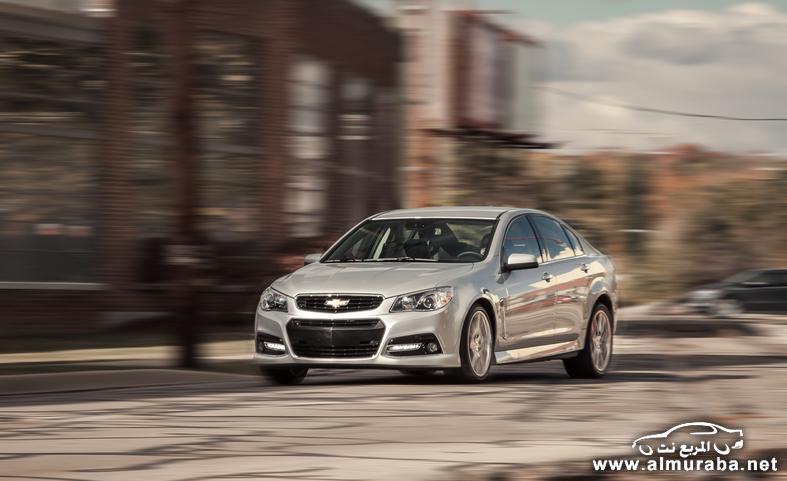 شفرولية اس اس 2014 الجديدة صور واسعار ومواصفات Chevrolet SS - المربع نت