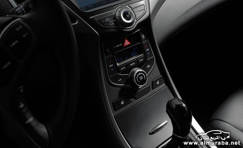 2014 hyundai elantra limited ip stack photo 554070 s 787x481 مواصفات هيونداي النترا 2014 كوبيه و سيدان و GT    Hyundai Elantra