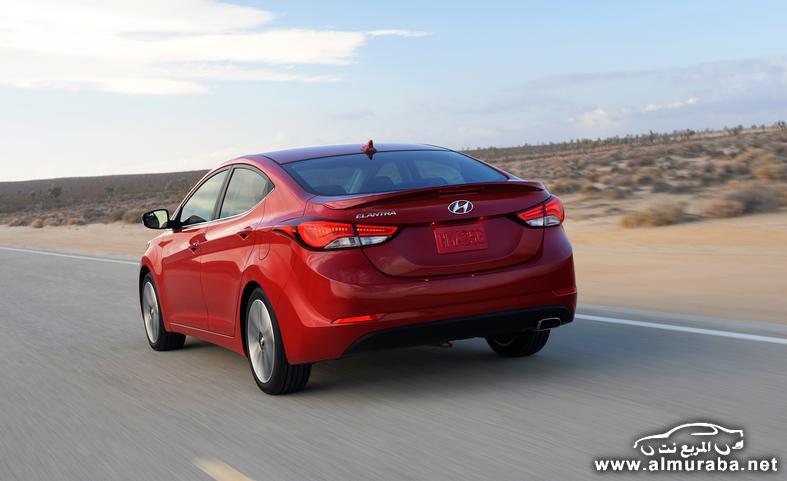 2014 hyundai elantra photo 554083 s 787x481 مواصفات هيونداي النترا 2014 كوبيه و سيدان و GT    Hyundai Elantra