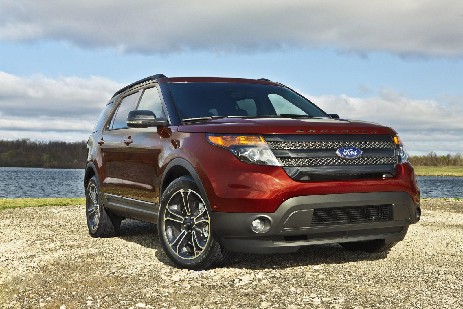 فورد اكسبلورر 2015 الرياضية الأكثر شباباً المخصصة للعملاء الأكثر ثراء Ford Explorer   المربع نت