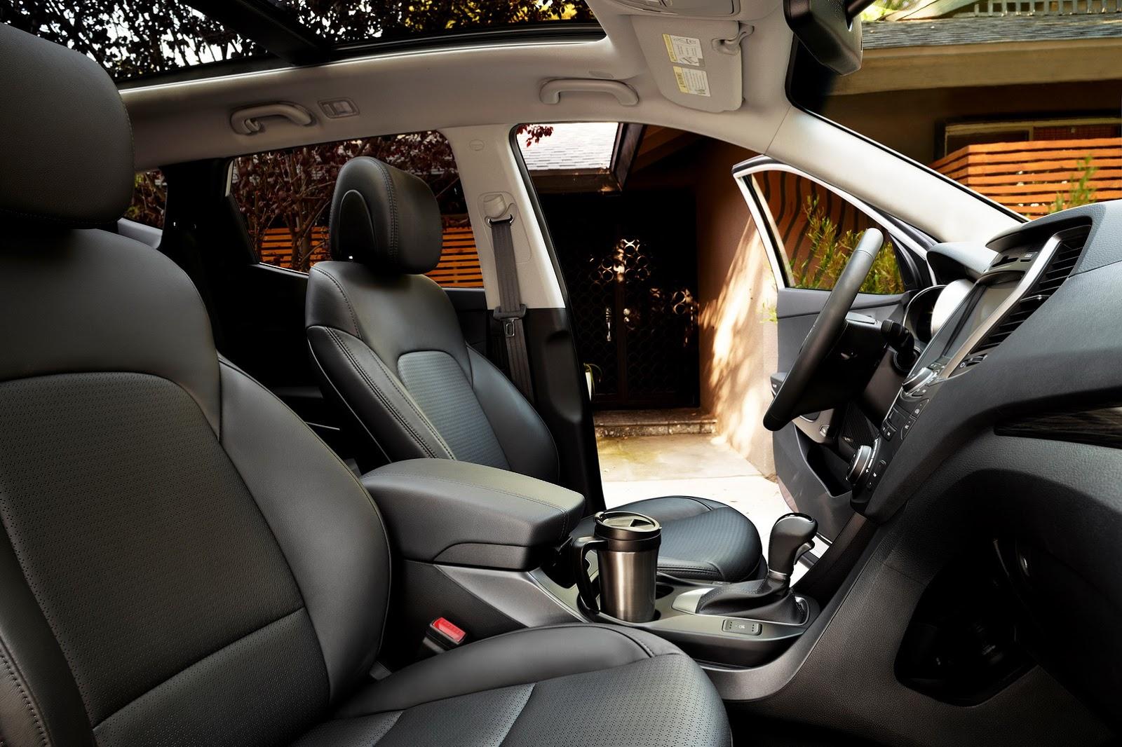 2015 Hyundai Santafe