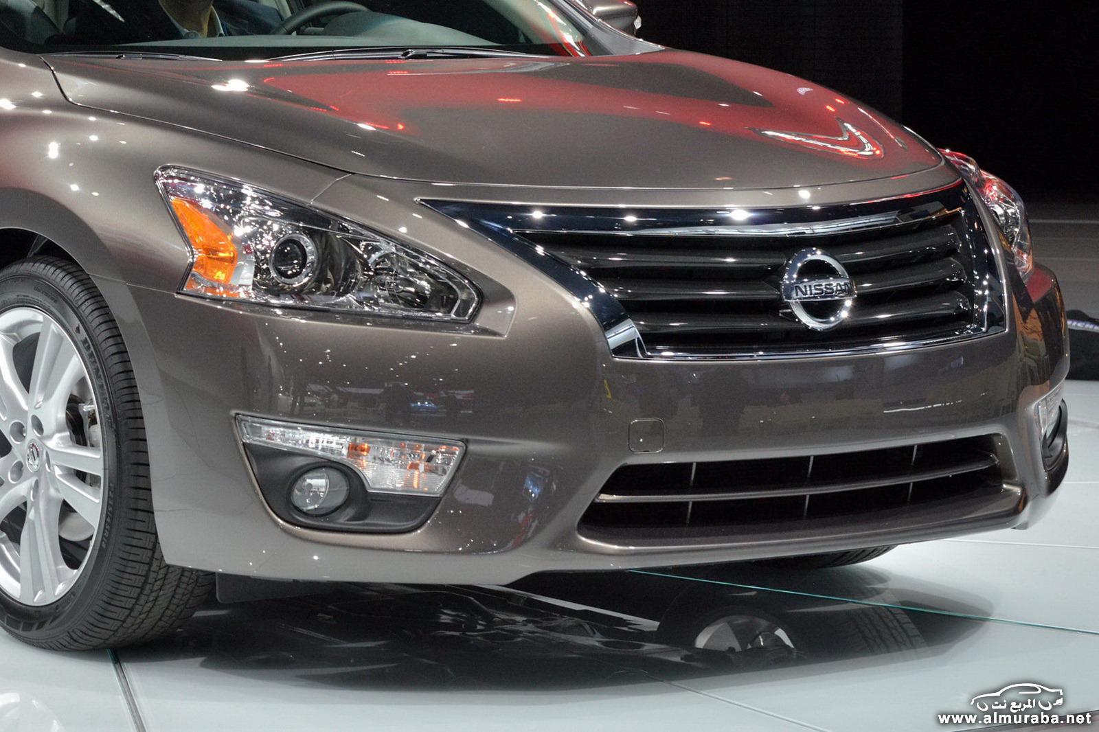 نيسان التيما 2015 تحصل على تطويرات اضافية وMPG للمحرك V6 ...