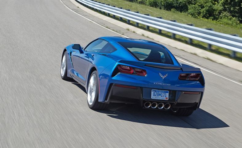 شيفروليه 2015 Chevrolet Corvette 2015-chevrolet-corve