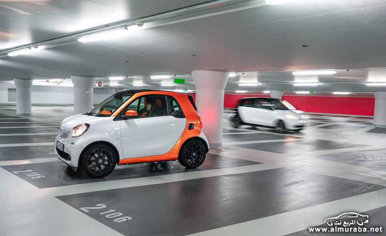 سمارت فورتو 2016 الجديدة السيارة الصغيرة جدا مواصفات وصور Smart