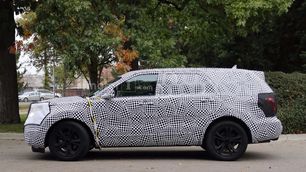 """Nissan Pathfinder 2019 >> رصد """"فورد"""" إكسبلورر 2019 أثناء اختبارها لأول مرة في ..."""