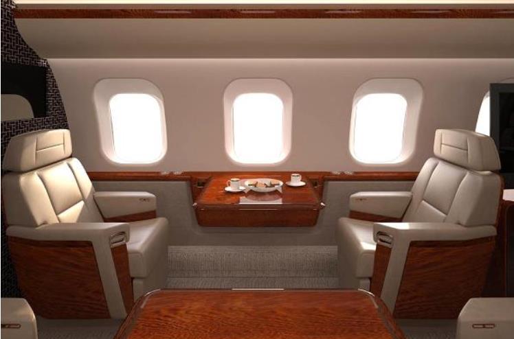 516 بالصور معلومات عن اغلي 10 طائرات خاصة فى العالم