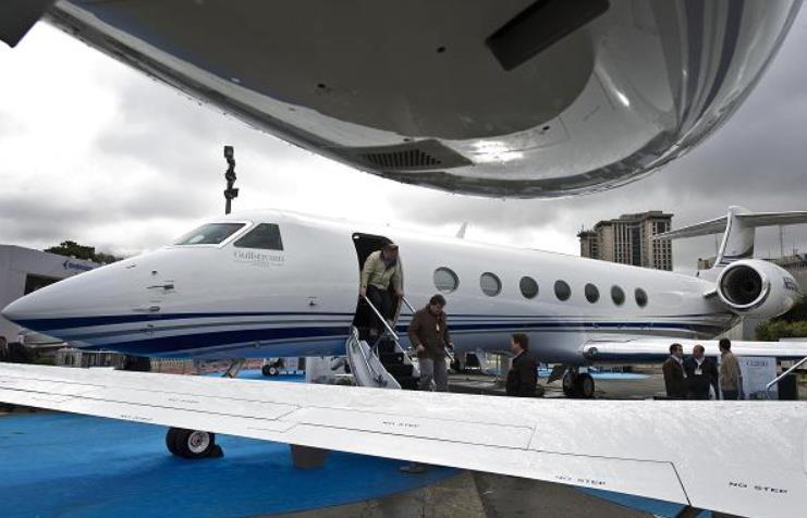 714 بالصور معلومات عن اغلي 10 طائرات خاصة فى العالم