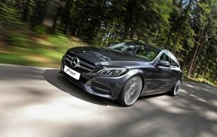 """""""بالصور"""" شميدت الالمانية تقوم بالتعديل على سيارة مرسيدس سي كلاس 2015 الجديدة"""