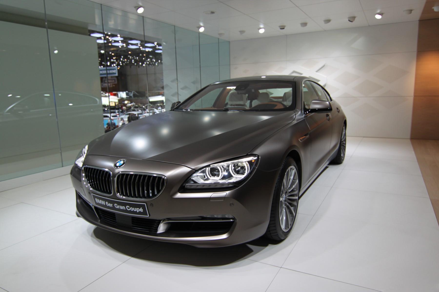 بي ام دبليو 2015 الفئة السابعة وجران كوبيه الفئة السادسة في دول الخليج بنماذج خاصة BMW | المربع نت