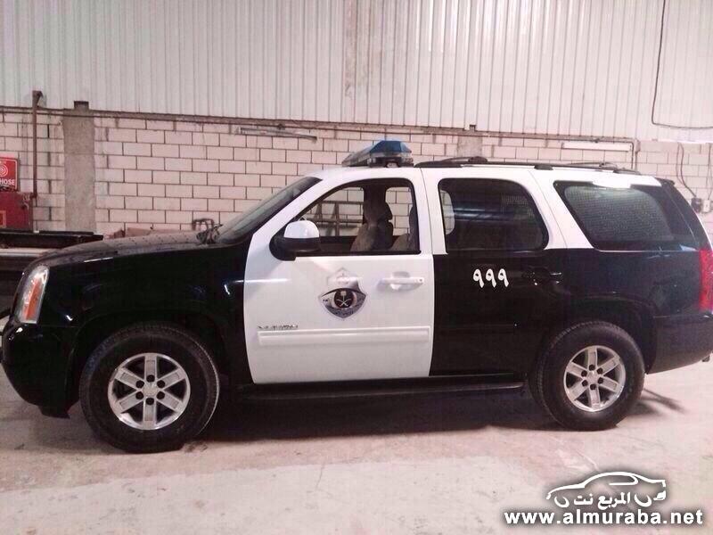 """""""بالصور"""" شاهد سيارات الشرطة والدوريات الأمنية الجديدة في ..."""