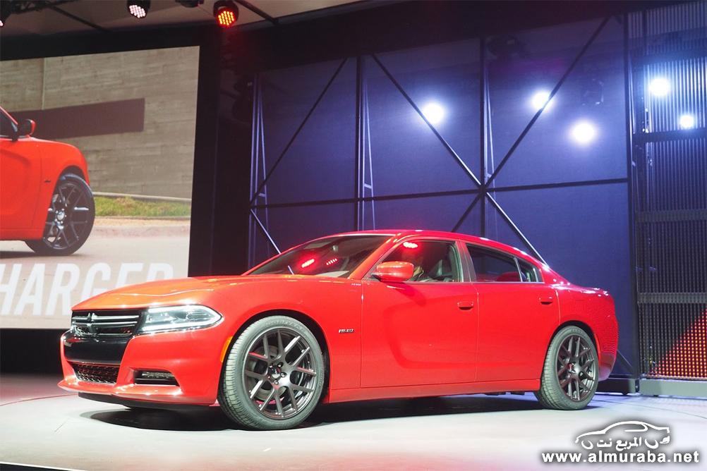 اسعار دودج تشارجر هيلكات 2015 والفئات الأخرى الجديدة لهذا العام Dodge Charger | المربع نت