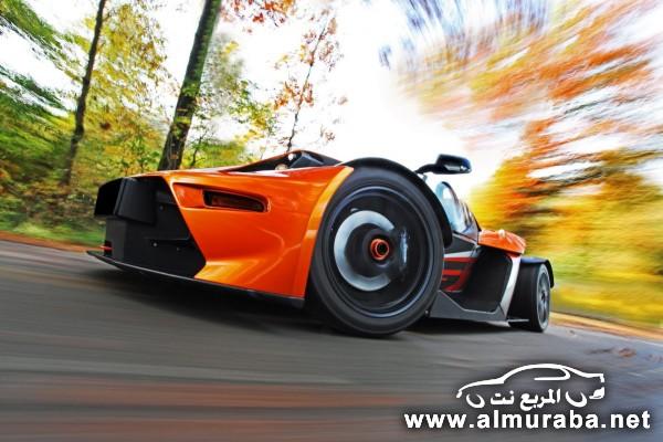 KTM XBow Tuned 43 مواصفات و صور ويمر رينسبورتيكنيك KTM X BOW GT الرائعة