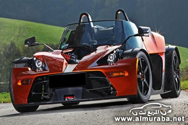 KTM XBow Tuned مواصفات و صور ويمر رينسبورتيكنيك KTM X BOW GT الرائعة
