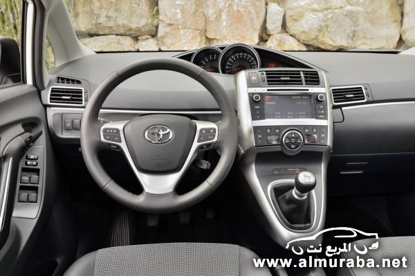 Toyota Verso 23 مواصفات تويوتا فيرسو 2014 مع صور و اسعار