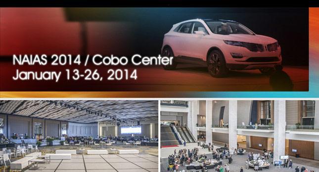 معرض سيارات ديترويت 2014 يستضيف عشرات السيارات الجديدة