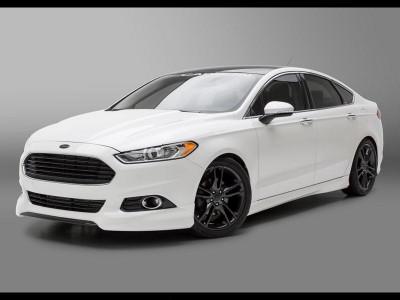 "فورد فيوجن 2014 ""بالصور"" بعد حزمة تعديلات ثري دي كاربون 2014 Ford Fusion"