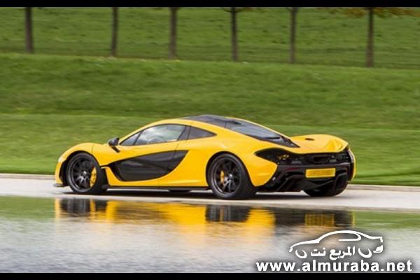 car wallpaper 1384700961 مواصفات السيارة ماكلارين بي وان مع صور McLaren P1