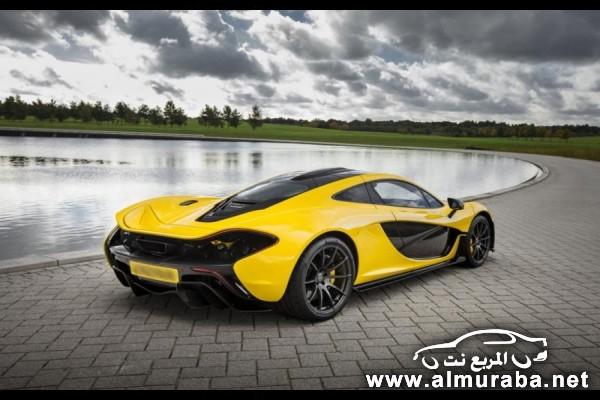 car wallpaper 1384700962 مواصفات السيارة ماكلارين بي وان مع صور McLaren P1