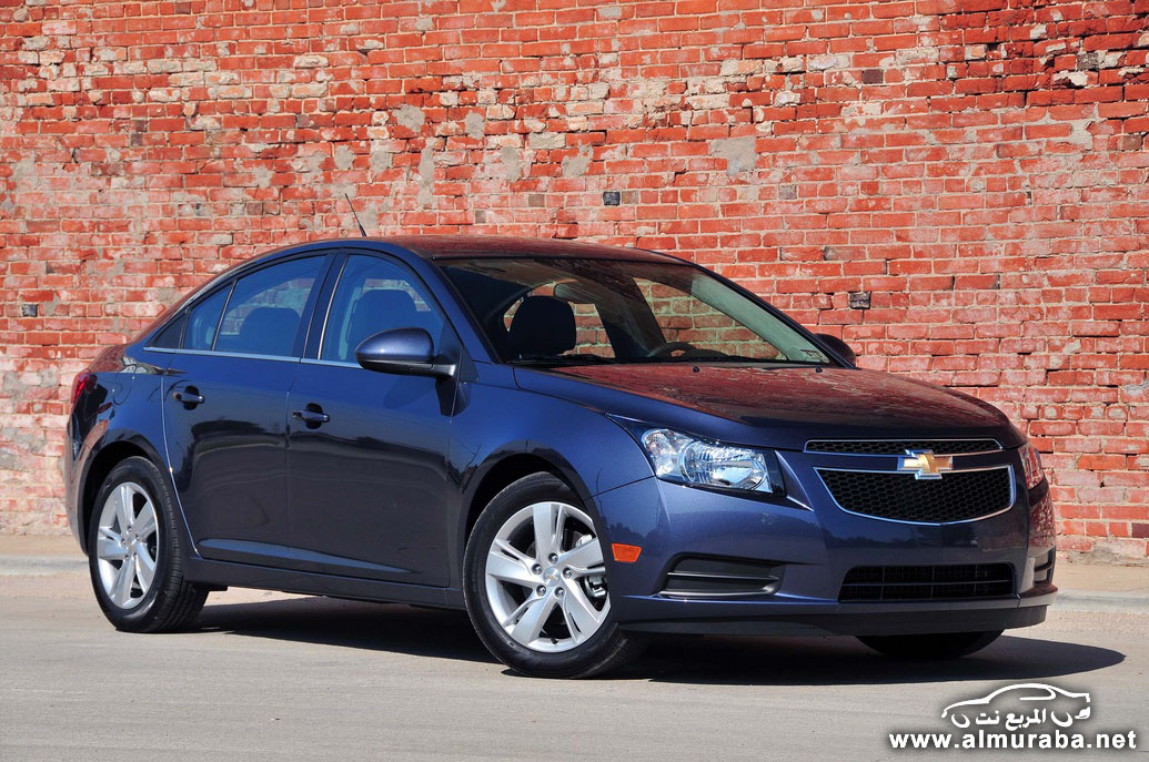 شيفرولية كروز 2014 بالتطويرات الجديدة صور واسعار ومواصفات Chevrolet Cruze - المربع نت
